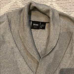 Hugo Boss Sweaters - Boss Hugo Boss shawl neck sweater